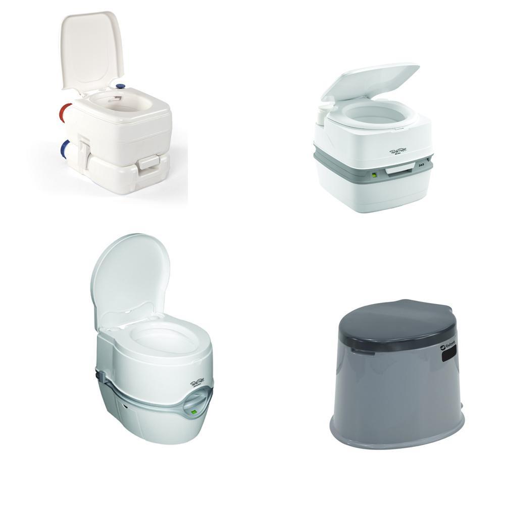Draagbare Toiletten