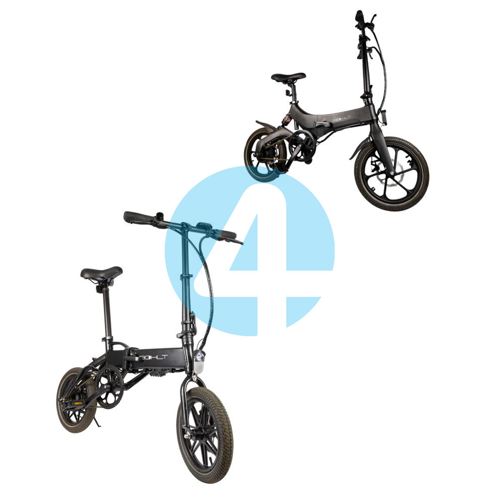 E-Bike Opvouwbaar