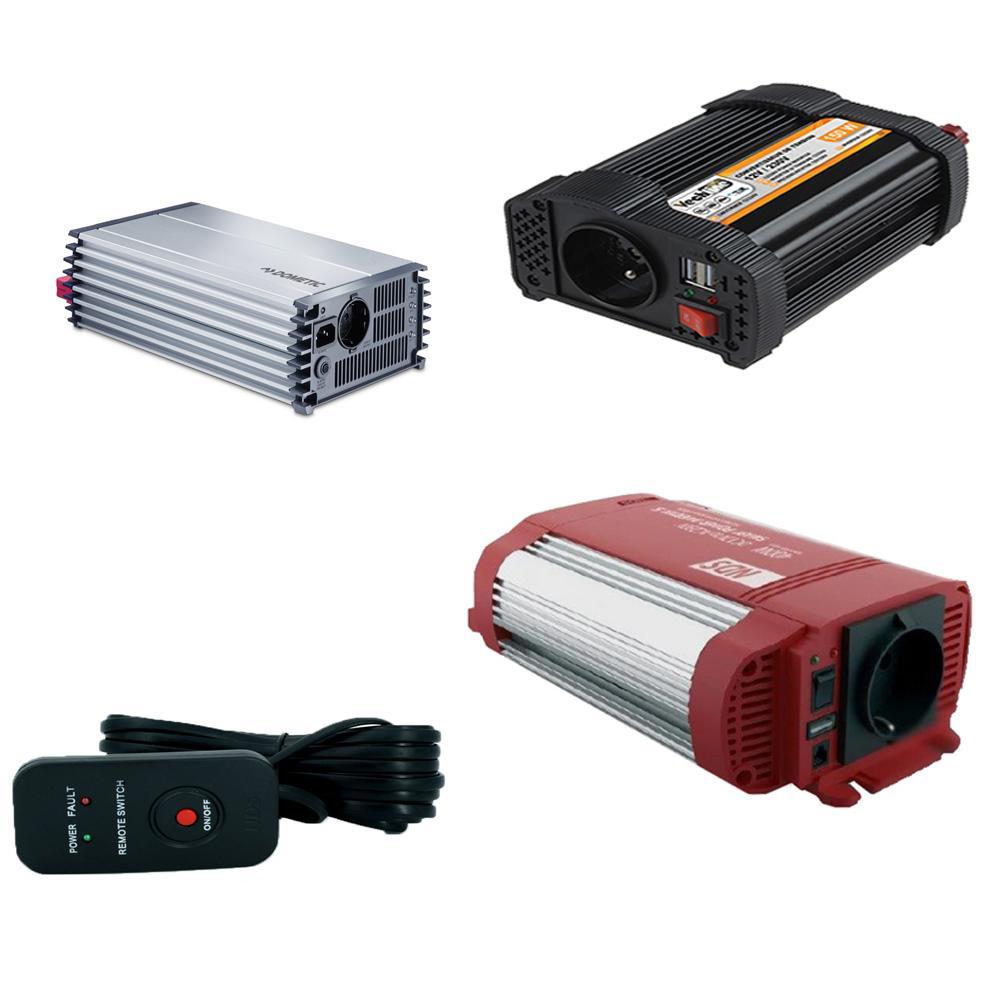 Inverters 12V>230V