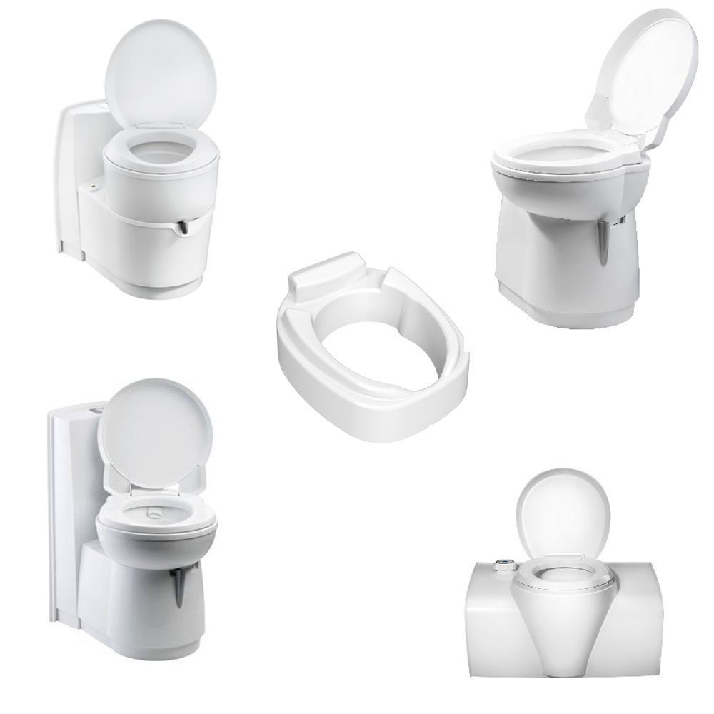 Inbouw Toiletten