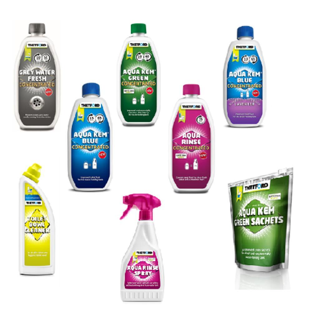 Onderhoudsmiddelen & Vloeistoffen