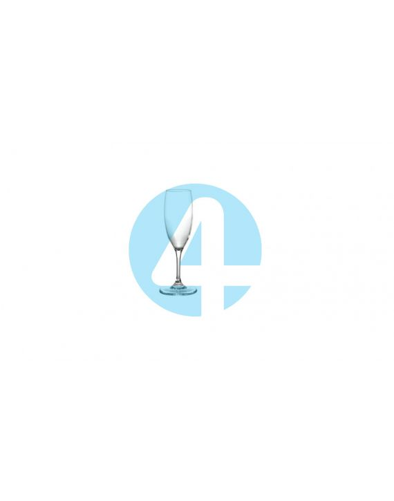 Gimex Champagne Glas 20cl 2st.