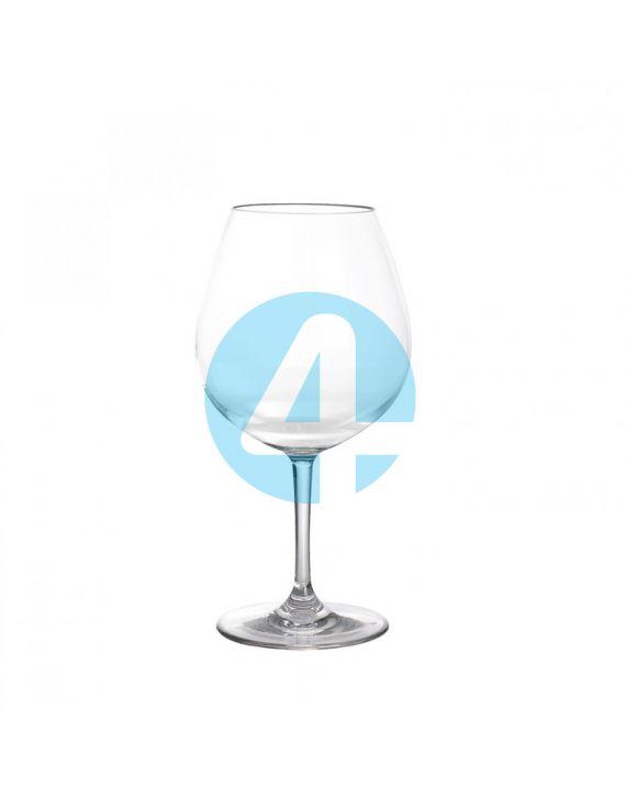 Gimex Rode Wijnglas 25cl