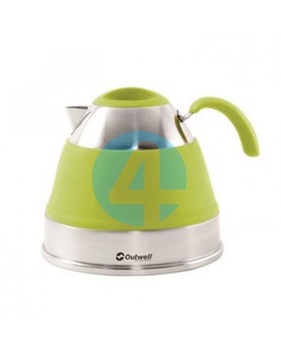 Outwell Collaps Ketel 2.5L Lime Green
