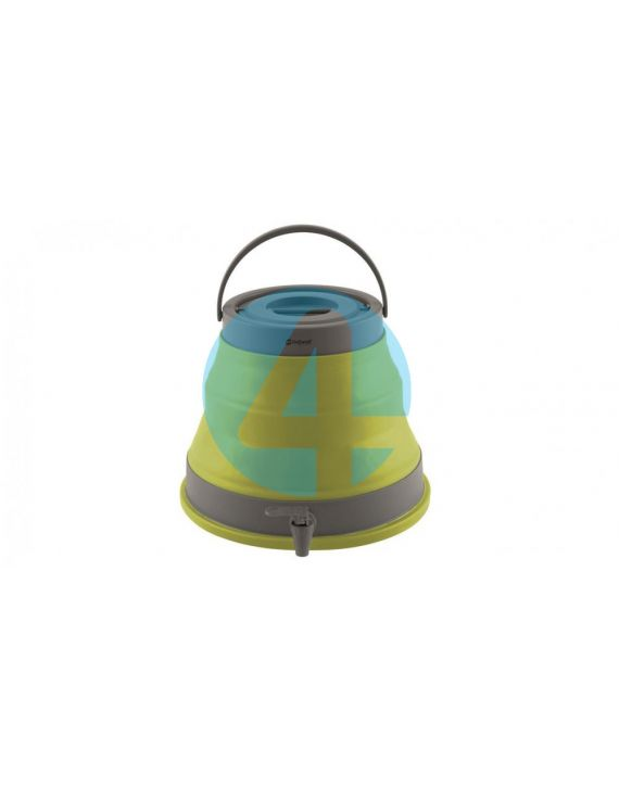 Collaps opvouwbare jerrycan 12 L Lime Green