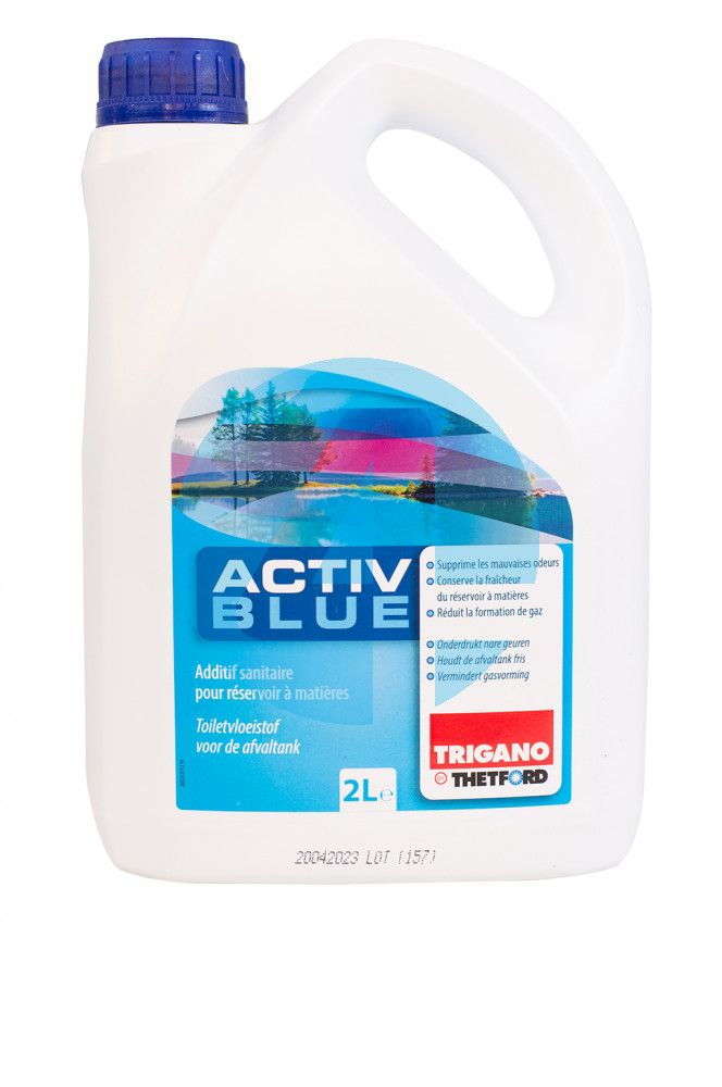 Trigano Activ Blue 2L 4st.